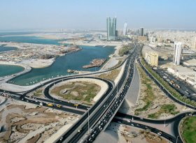 Find self-catering accommodation for Bahrain