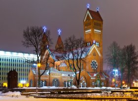 Find self-catering accommodation for Belarus