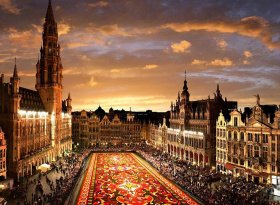 Find self-catering accommodation for Belgium