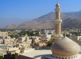 Find self-catering accommodation for Oman