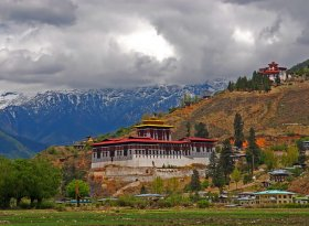 Find self-catering accommodation for Bhutan