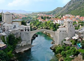 Find self-catering accommodation for Bosnia And Herzegovina