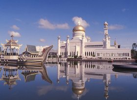 Find self-catering accommodation for Brunei Darussalam