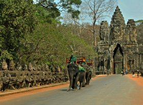 Find self-catering accommodation for Cambodia