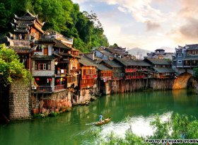 Find self-catering accommodation for China