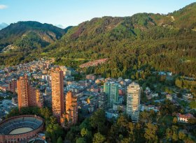 Find self-catering accommodation for Colombia