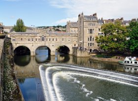 Find self-catering accommodation for Bath
