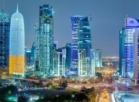 Find self-catering accommodation for Qatar