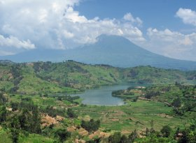 Find self-catering accommodation for Rwanda