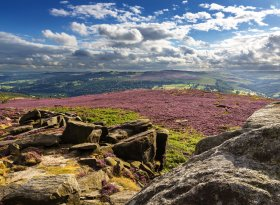 Find self-catering accommodation for Derbyshire