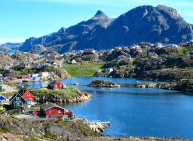 Find self-catering accommodation for Greenland