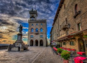 Find self-catering accommodation for San Marino