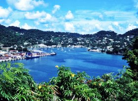 Find self-catering accommodation for Grenada