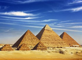 Find self-catering accommodation for Egypt