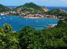 Find self-catering accommodation for Guadeloupe