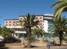 Find self-catering accommodation for Eritrea