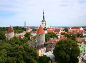 Find self-catering accommodation for Estonia