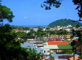 Find self-catering accommodation for French Guiana