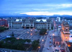 Find self-catering accommodation for Guatemala