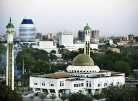 Find self-catering accommodation for Sudan