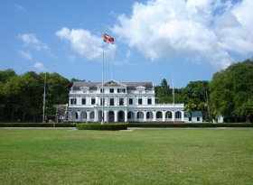 Find self-catering accommodation for Suriname
