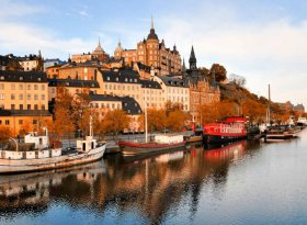 Find self-catering accommodation for Sweden