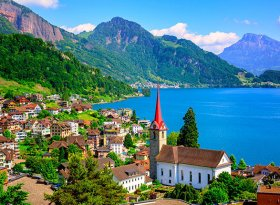 Find self-catering accommodation for Switzerland