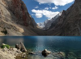 Find self-catering accommodation for Tajikistan