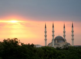 Find self-catering accommodation for Turkmenistan