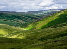 Find self-catering accommodation for Northumberland