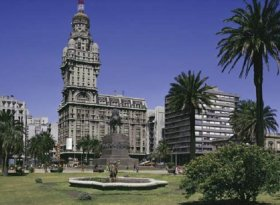 Find self-catering accommodation for Uruguay