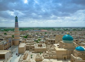 Find self-catering accommodation for Uzbekistan