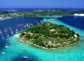 Find self-catering accommodation for Vanuatu