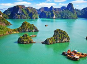 Find self-catering accommodation for Viet Nam