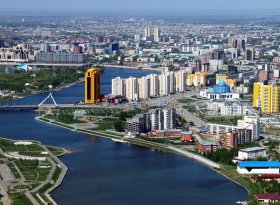 Find self-catering accommodation for Kazakhstan