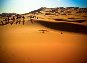 Find self-catering accommodation for Western Sahara