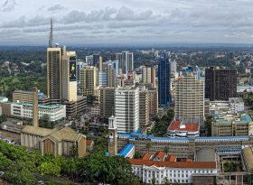 Find self-catering accommodation for Kenya