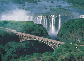 Find self-catering accommodation for Zambia