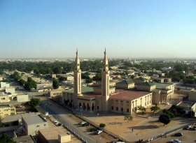 Find self-catering accommodation for Mauritania