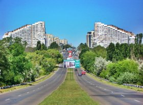Find self-catering accommodation for Moldova