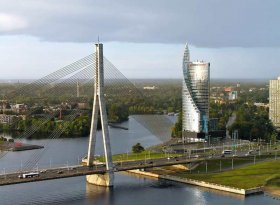 Find self-catering accommodation for Latvia
