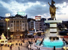 Find self-catering accommodation for Macedonia