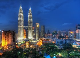 Find self-catering accommodation for Malaysia