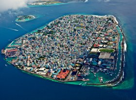 Find self-catering accommodation for Maldives