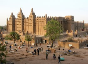Find self-catering accommodation for Mali