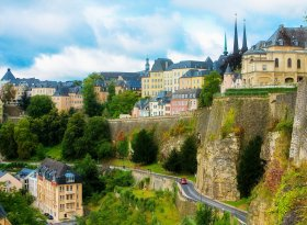 Find self-catering accommodation for Luxembourg