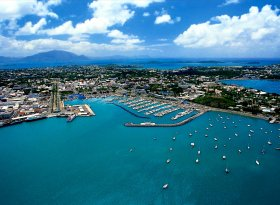 Find self-catering accommodation for New Caledonia