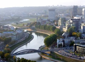 Find self-catering accommodation for Lithuania