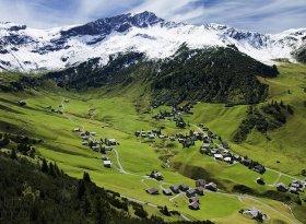 Find self-catering accommodation for Liechtenstein