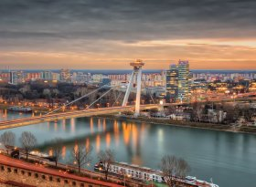 Find self-catering accommodation for Bratislava
